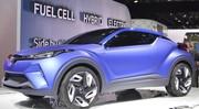 Toyota prépare l'Auris Cross pour concurrencer le Qashqai