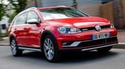 Essai Volkswagen Golf Alltrack 2.0 TDI 184 DSG : L'aventurière