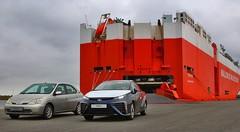 La Toyota Mirai est en Europe !