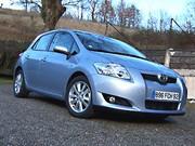 Essai Toyota Auris D-4D 126 ch et 177 ch : La ruée vers l'Aur-is