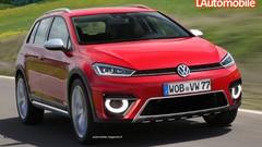 Volkswagen Golf SUV : Complément dans l'air du temps