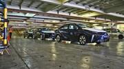 Voiture à hydrogène : La Toyota Mirai débarque en Europe !