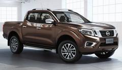 Nissan dévoilera la version européenne du nouveau Navara