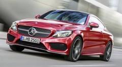 Nouvelle Mercedes Classe C Coupé : infos, photos et vidéo !