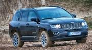 Le nouveau Jeep Compass se positionnera face au Qashqai