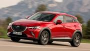 Essai Mazda CX-3