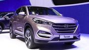 Les prix du nouveau Hyundai Tucson