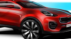 Kia Sportage: montée en gamme