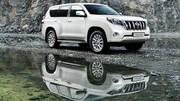 Toyota Land Cruiser : des moteurs anti gros malus