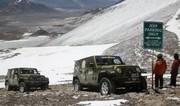 Jeep Wrangler Unlimited : promenade sur un volcan