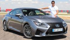"""Essai Lexus RC-F : """"Plus GT que vraie sportive"""" par Soheil Ayari"""