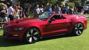 Pebble Beach 2015 : Galpin Auto Sports Fisker Rocket Speedster Concept