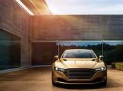 Prix Aston Martin Lagonda Taraf : 980 000 euros... au minimum