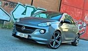 Essai Opel Adam S : Petite pomme à croquer !