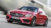 Les photos de la nouvelle Mercedes Classe C coupé