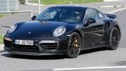 Restylage Porsche 911 Turbo S : Sur le vif