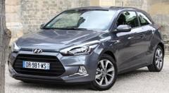 Essai Hyundai i20 Coupé 1.2 MPI 84 Intuitive