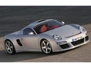 RUF lance une nouvelle génération : la Porsche CTR3