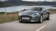 Aston Martin : une Rapide électrique dans deux ans