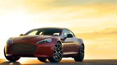 Aston Martin Rapide : une version électrique de 800 ch en 2017