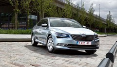 Essai Skoda Superb 2.0 TDI 150