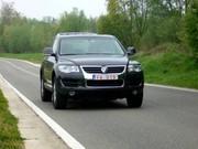 Essai Volkswagen Touareg V6 TDI : la gadoue en BCBG