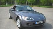 Mazda MX-5 Roadster-Coupé : Un coup de chapeau