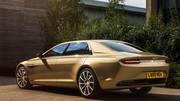 Aston Martin Lagonda Taraf : 200 unités à 1 million d'euros
