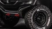 """Peugeot : un concept-car """"dynamique"""" à Francfort"""