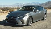 Lexus : un restylage pour la GS