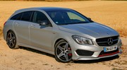 Essai Mercedes CLA Shooting Brake : qu'une affaire de style ?