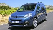 Nouveau Citroën Berlingo restylé (2015) : utile et pas désagréable