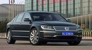 Du retard pour la prochaine Volkswagen Phaeton