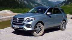 Essai Mercedes GLE : Pour une fermeture de Classe