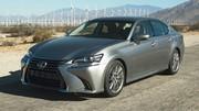 Lexus GS : elle repart de l'avant !