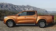 Nissan présente le Navara NP300 destiné à l'Europe