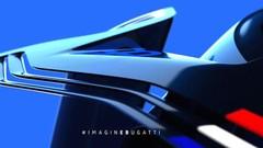 Teaser : Bugatti Vision Gran Turismo