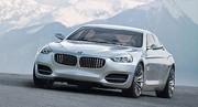 BMW CS Concept : Coupé longiligne