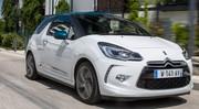 Essai DS 3 Cabrio 1.2 PureTech 110 EAT6 So Chic : Peut mieux faire