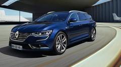 Renault Talisman Estate : la Talisman se change en break