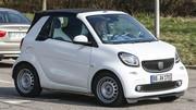 La Smart Fortwo Cabrio se découvre