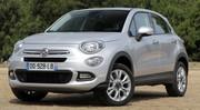 Essai Fiat 500X 1.4 Multiair 140 ch : la tentation de l'essence