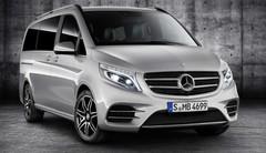 Mercedes Classe V AMG Line : premières photos officielles