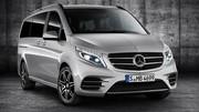 Mercedes-Benz : le Classe V AMG Line dévoilé à Francfort