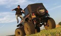 Essai Jeep Wrangler Indian Chief : Le Grand Chef Indien