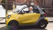 Smart Fortwo Cabrio : Cette fois, c'est officiel !