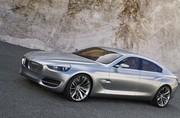 BMW CS Concept : quand le sport et le luxe se rencontrent