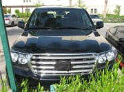Le nouveau Toyota Land Cruiser Station Wagon
