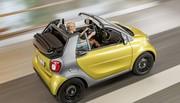 Smart Fortwo Cabrio : l'été en hiver