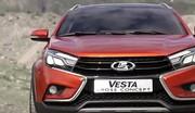 Lada Vesta Cross Concept : un crossover au programme